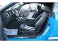 2011 Grabber Blue Ford Mustang Shelby GT500 SVT Performance Package Convertible  photo #9