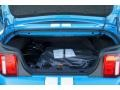 2011 Grabber Blue Ford Mustang Shelby GT500 SVT Performance Package Convertible  photo #11