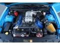 2011 Grabber Blue Ford Mustang Shelby GT500 SVT Performance Package Convertible  photo #17