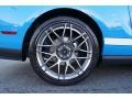 2011 Grabber Blue Ford Mustang Shelby GT500 SVT Performance Package Convertible  photo #22