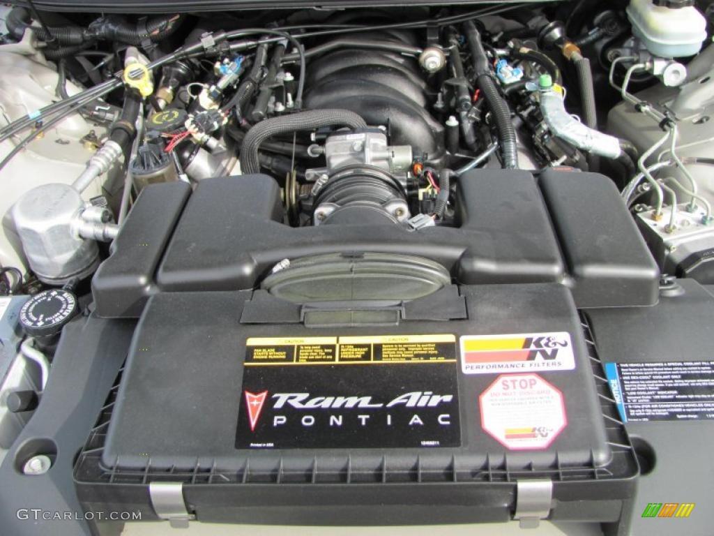 1995 firebird formula specs