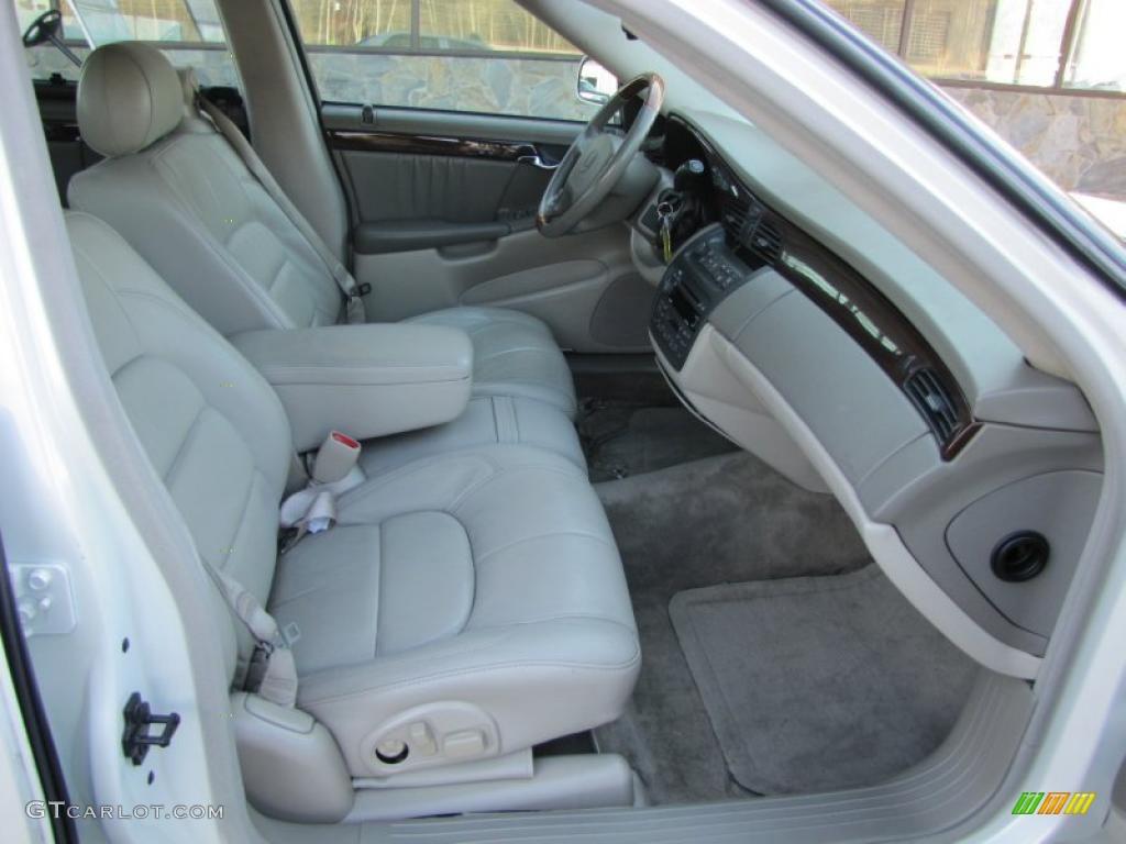 2003 Cadillac Deville Dhs Interior Photo 46909916