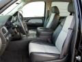 Ebony/Light Titanium 2008 GMC Sierra 1500 Interiors