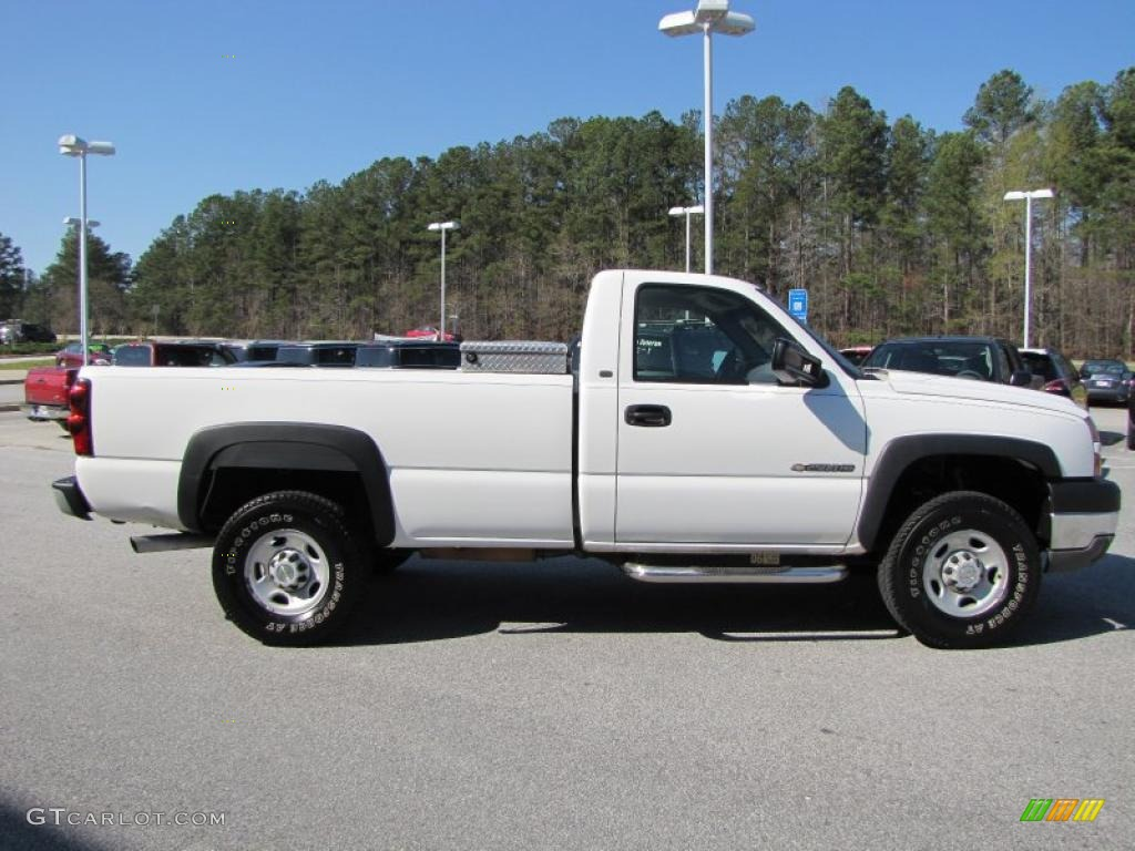 2005 chevrolet silverado 2500hd regular cab exterior photos. Black Bedroom Furniture Sets. Home Design Ideas