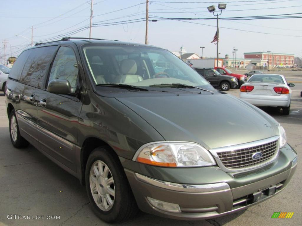2003 Estate Green Metallic Ford Windstar Limited 46870241