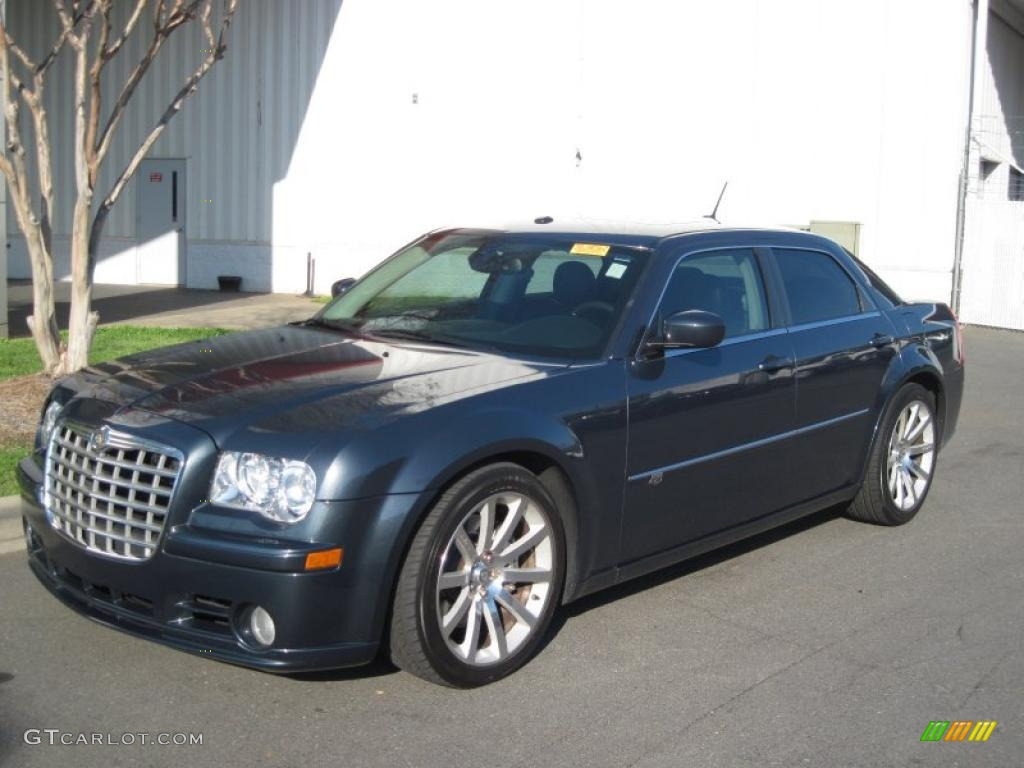 2008 steel blue metallic chrysler 300 c srt8 46870041. Black Bedroom Furniture Sets. Home Design Ideas