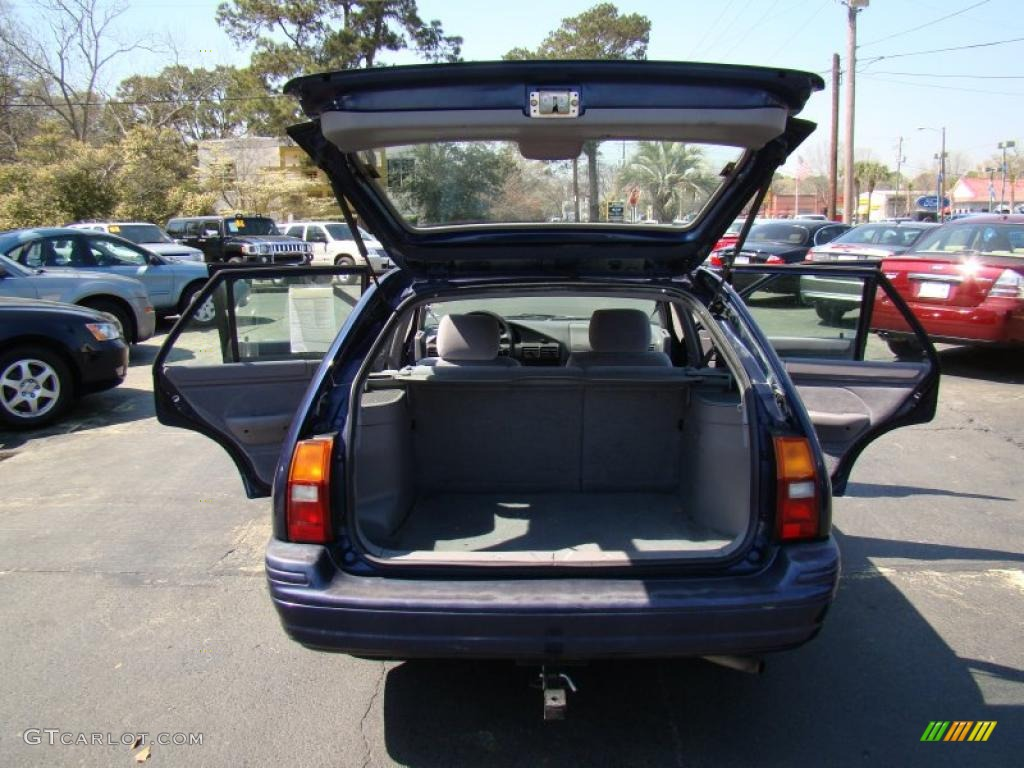 1995 ford escort lx wagon trunk photo 46918778. Black Bedroom Furniture Sets. Home Design Ideas