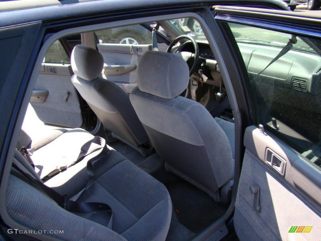 ford escort 96 interior