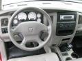 Taupe Dashboard Photo for 2003 Dodge Ram 1500 #46919648