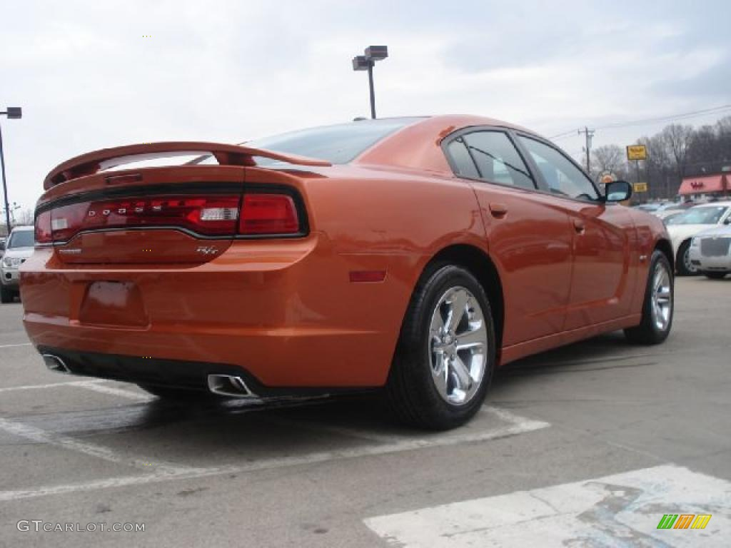 toxic orange pearl 2011 dodge charger r t plus exterior photo 46920215 gtc. Cars Review. Best American Auto & Cars Review