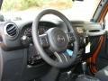 Black Dashboard Photo for 2011 Jeep Wrangler #46927766