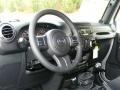 2011 Bright Silver Metallic Jeep Wrangler Sport S 4x4  photo #5