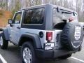 2011 Bright Silver Metallic Jeep Wrangler Sport S 4x4  photo #9