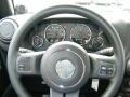 2011 Bright Silver Metallic Jeep Wrangler Sport S 4x4  photo #14