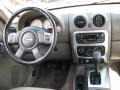 Taupe Dashboard Photo for 2002 Jeep Liberty #46928426