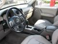 Taupe Interior Photo for 2002 Jeep Liberty #46928459