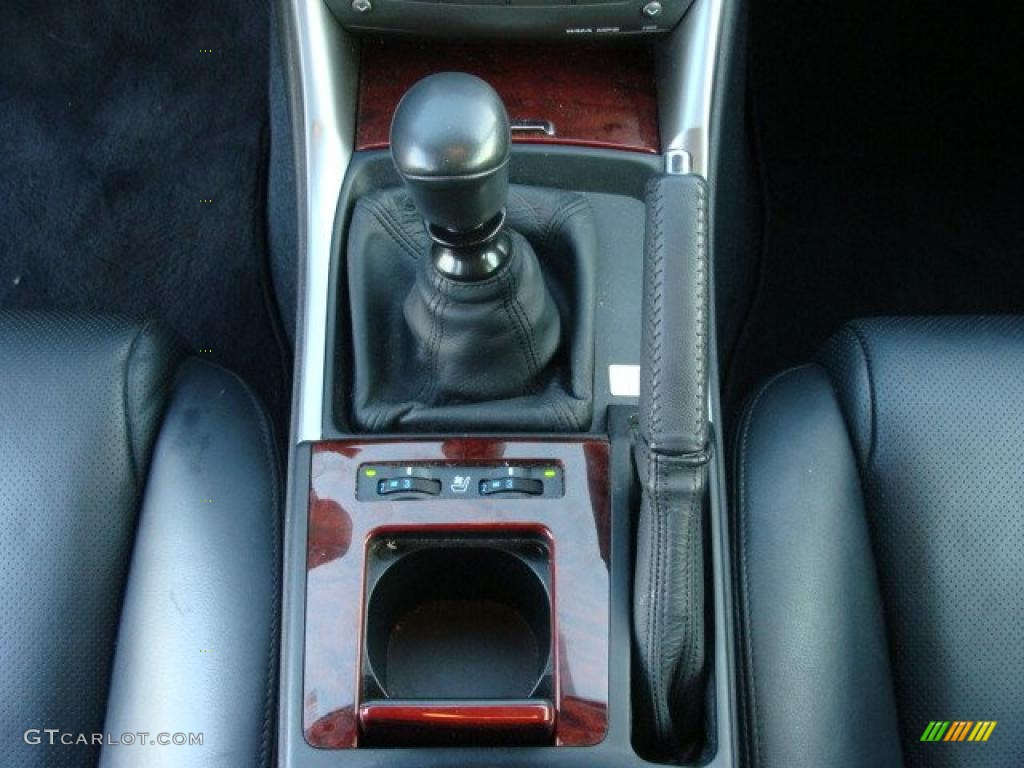 2008 Lexus IS 250 6 Speed Manual Transmission Photo #46932503