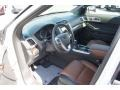 2011 Ford Explorer Pecan/Charcoal Interior Prime Interior Photo