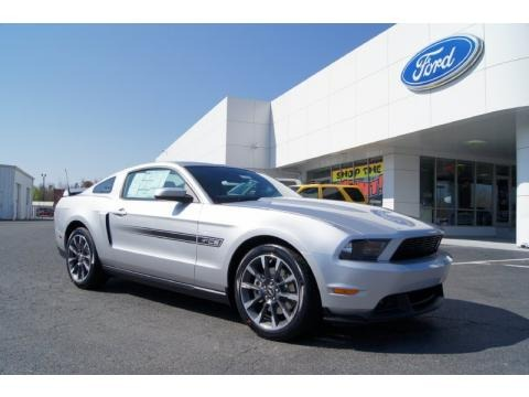 2012 Ford Mustang C/S California Special Coupe Data, Info and Specs