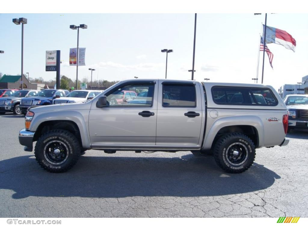 2006 gmc canyon slt crew cab 4x4 exterior photos. Black Bedroom Furniture Sets. Home Design Ideas