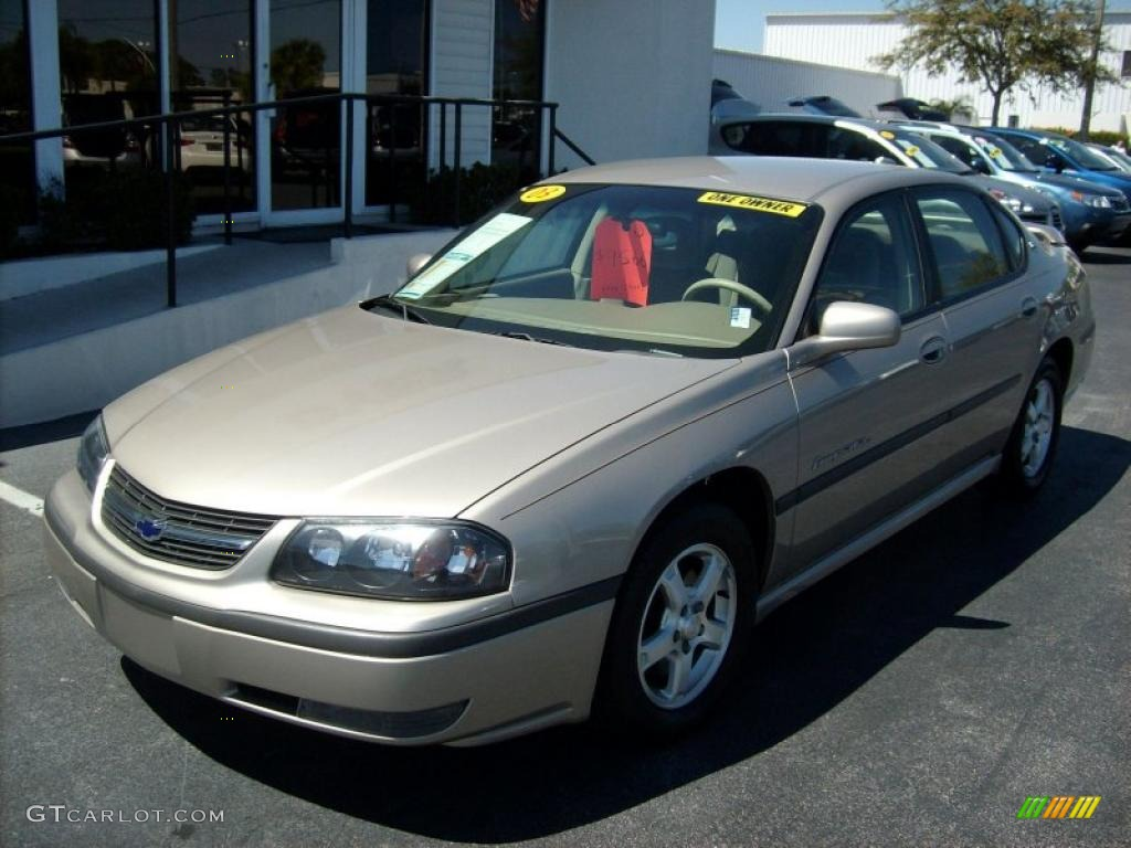 2003 sandrift metallic chevrolet impala ls 46936720. Cars Review. Best American Auto & Cars Review