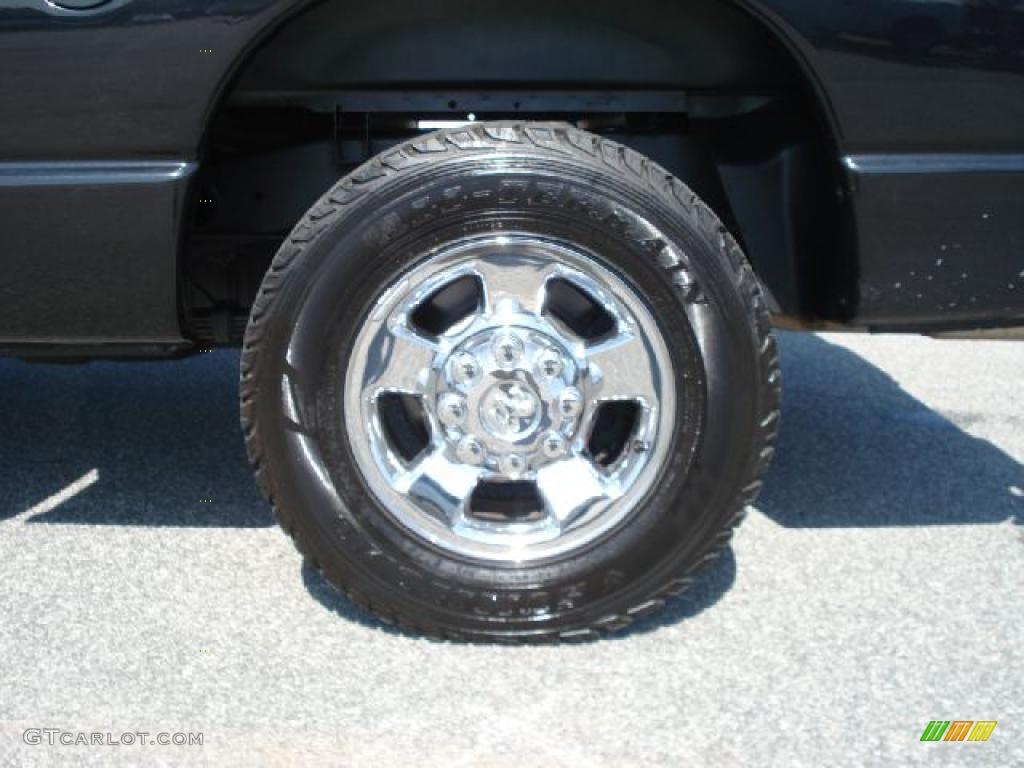 2007 Dodge Ram 1500 Laramie Mega Cab Wheel Photo #46947735