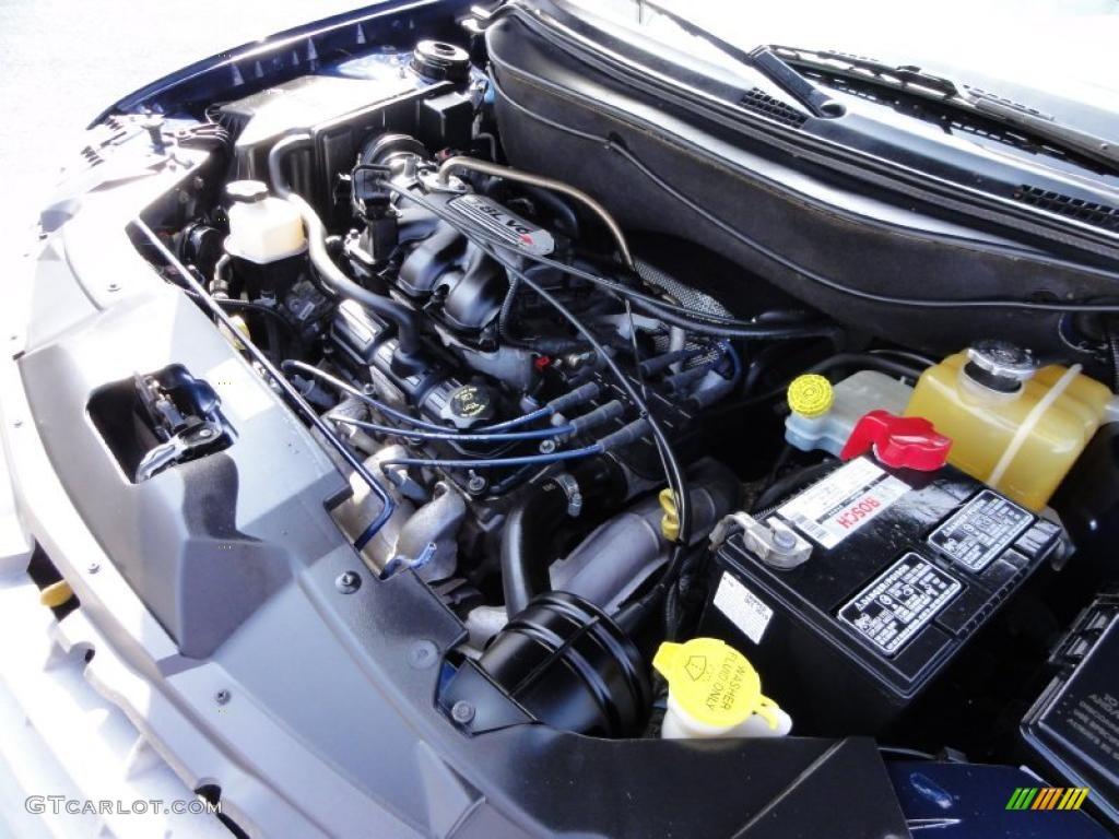 chrysler pacifica 4 0 engine diagram 2005 chrysler pacifica standard pacifica model 3.8 liter ... #10
