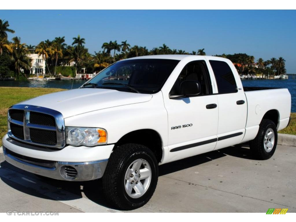 2002 Dodge Ram 1500 Quad Cab 4x4 Slt Plus Sport Autos Post