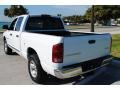2002 Bright White Dodge Ram 1500 SLT Quad Cab 4x4  photo #4