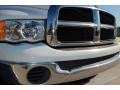 2002 Bright White Dodge Ram 1500 SLT Quad Cab 4x4  photo #17