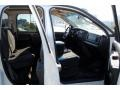 2002 Bright White Dodge Ram 1500 SLT Quad Cab 4x4  photo #32