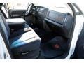 2002 Bright White Dodge Ram 1500 SLT Quad Cab 4x4  photo #36