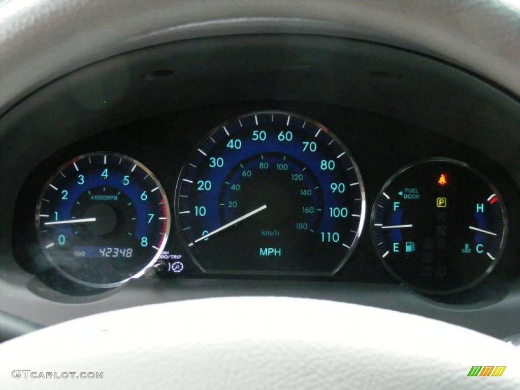 2007 toyota sienna le gauges photo 46951908 gtcarlot com