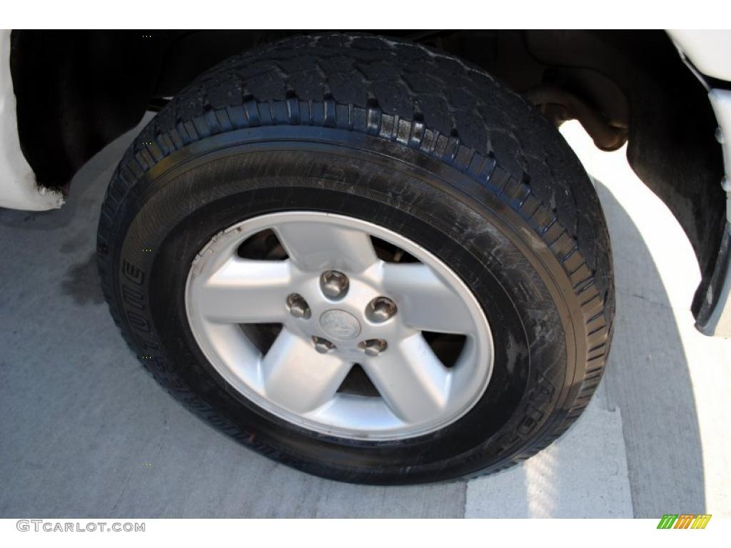 2002 Ram 1500 SLT Quad Cab 4x4 - Bright White / Dark Slate Gray photo #71