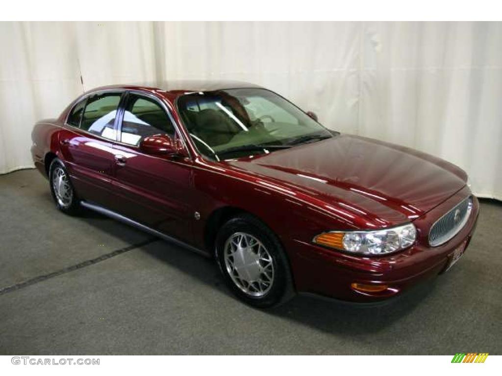 2001 medium red pearl buick lesabre limited 46936792 gtcarlot com car color galleries gtcarlot com