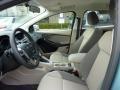 2012 Frosted Glass Metallic Ford Focus SE Sedan  photo #10