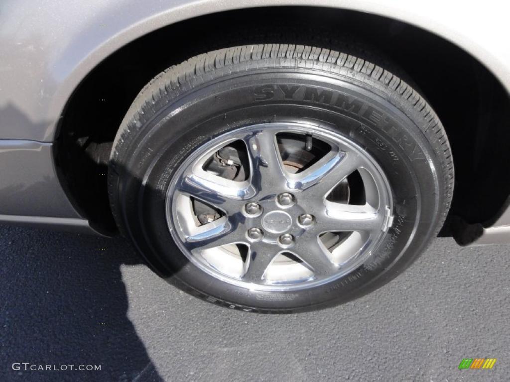 2004 Cadillac Seville Sls Wheel Photo 46959786 Gtcarlot Com