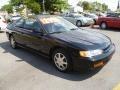 Granada Black Pearl 1995 Honda Accord EX Coupe