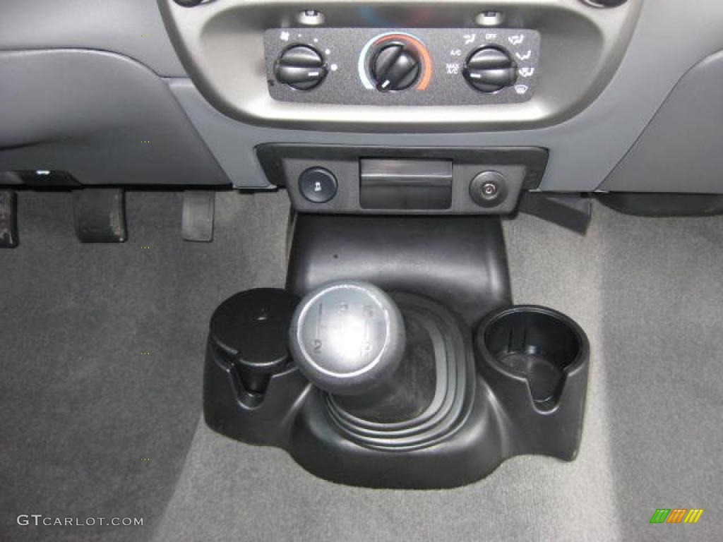 2011 Ford Ranger XLT SuperCab 4x4 5 Speed Manual Transmission Photo  #46961520