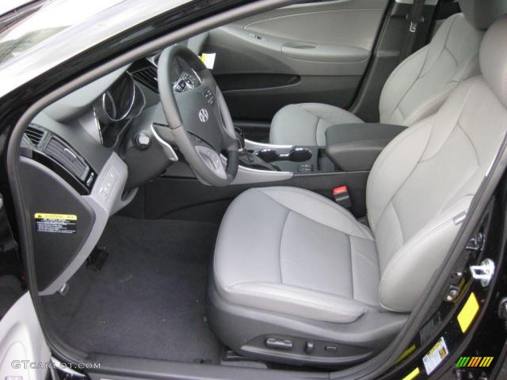 2011 Hyundai Sonata Limited 2 0t Interior Photo 46961736