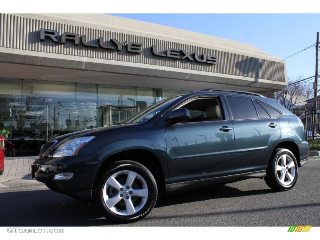 2004 black forest green pearl lexus rx 330 awd 46957574. Black Bedroom Furniture Sets. Home Design Ideas