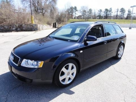 2003 audi a4 1 8t quattro avant data info and specs. Black Bedroom Furniture Sets. Home Design Ideas