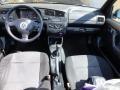 Black 1999 Volkswagen Cabrio Interiors