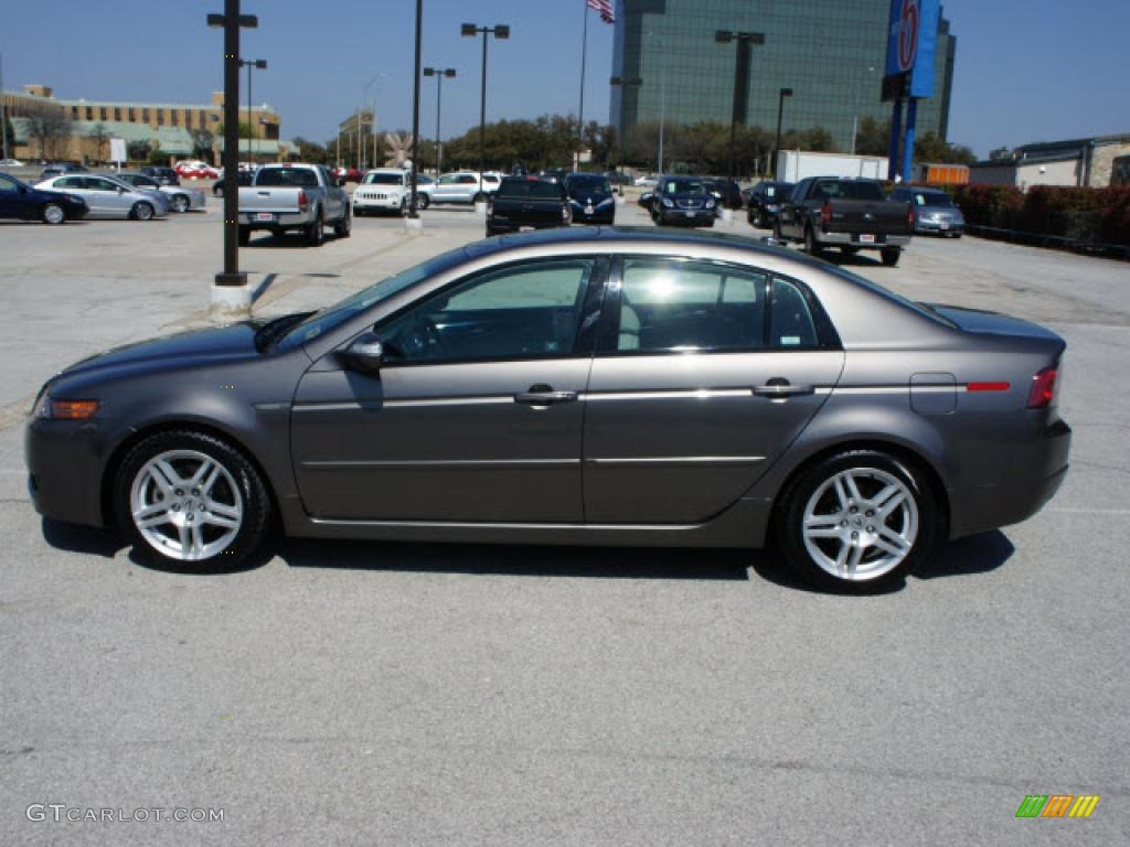 2007 Acura Tl Type S Navigation >> Carbon Gray Pearl 2007 Acura TL 3.2 Exterior Photo ...