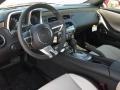 Beige 2011 Chevrolet Camaro Interiors