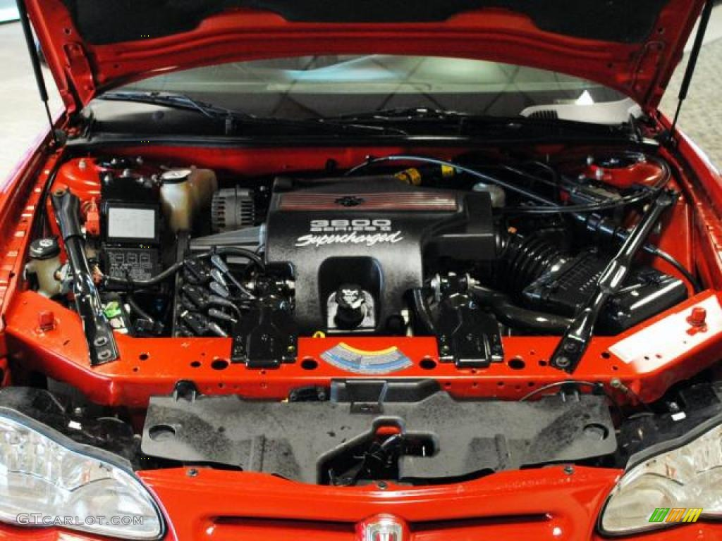 2004 Chevrolet Monte Carlo Supercharged Ss 3 8 Liter