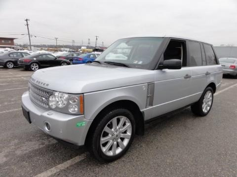 2006 land rover range rover supercharged data info and specs. Black Bedroom Furniture Sets. Home Design Ideas