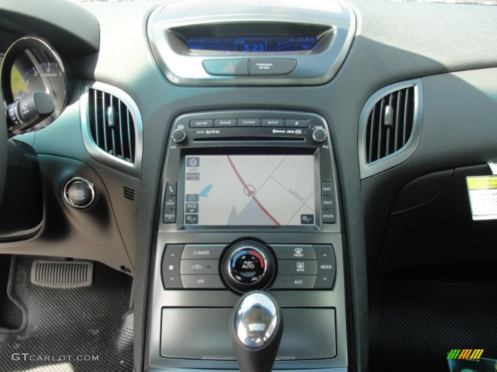 2011 Hyundai Genesis Coupe 2 0t Premium Navigation Photo