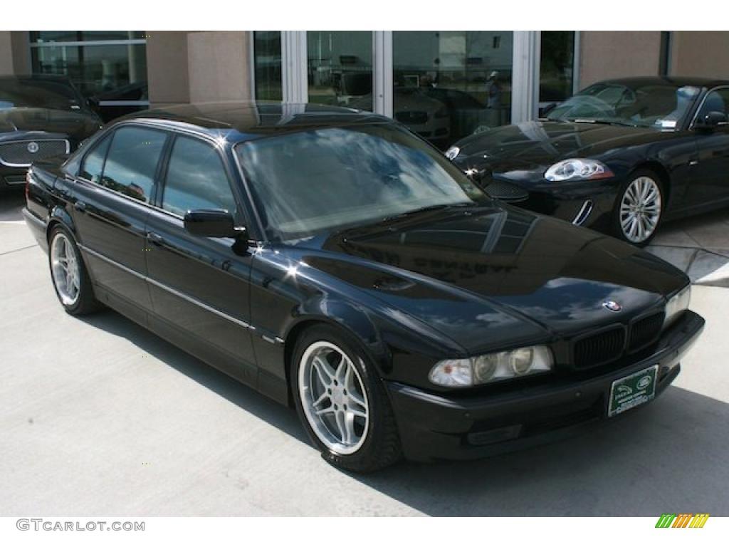 1995 bmw 7 series 750il sedan exterior photos. Black Bedroom Furniture Sets. Home Design Ideas
