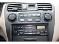 Controls of 2000 Accord SE Sedan